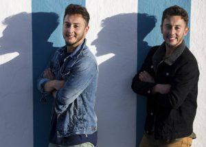 Lucas y Mateo Ocón