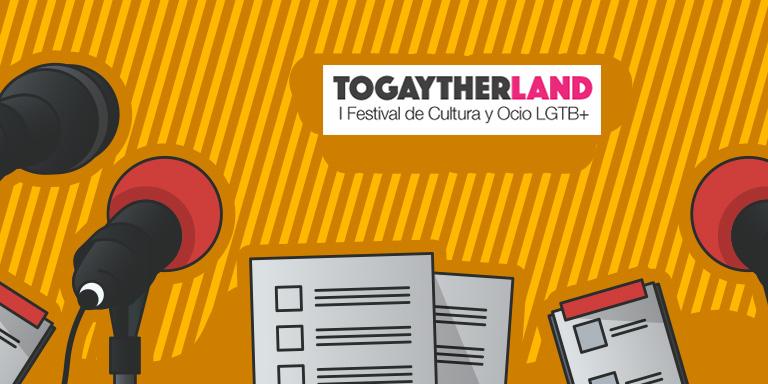 Togaytherland protagonista en los medios